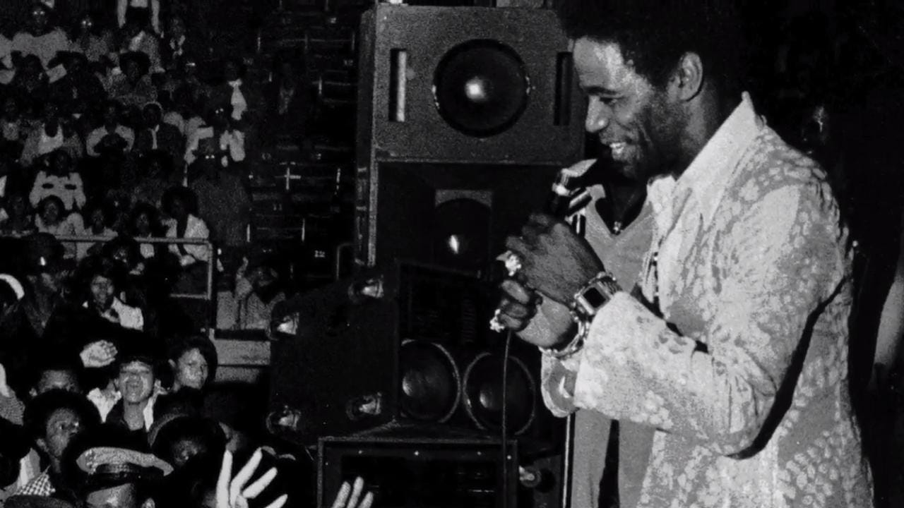 Al Green on meeting David Bowie and Elvis