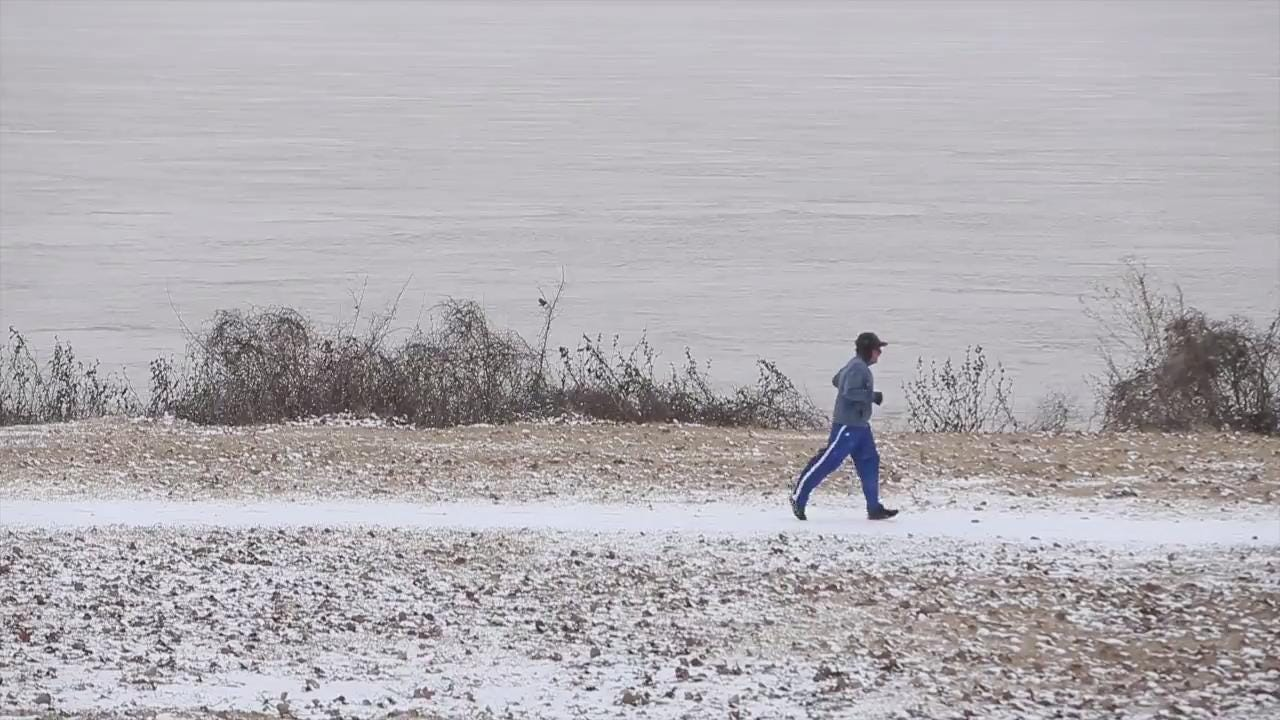 Scenes from a Memphis snow day
