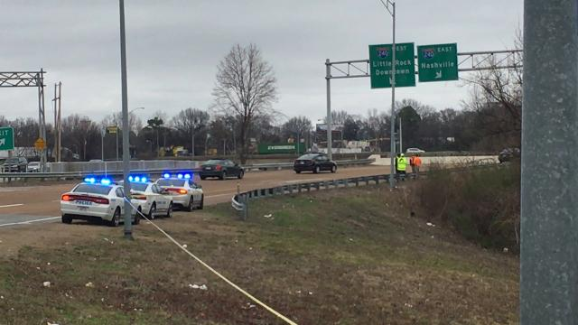 Possible body found in Memphis