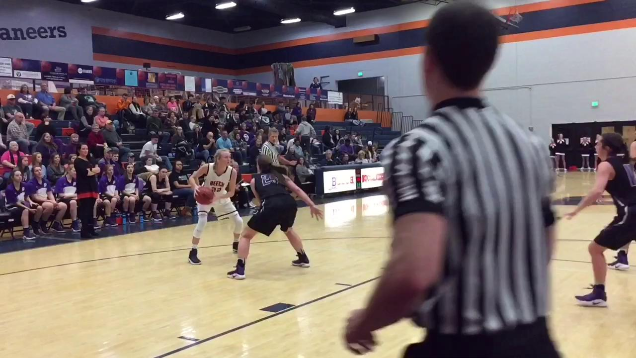 Video: Highlights from Beech girls' 45-40 win over Portland
