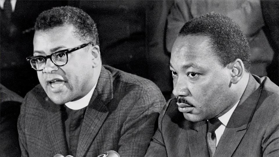 Rev. James Lawson recalls inviting Martin Luther King Jr. to Memphis