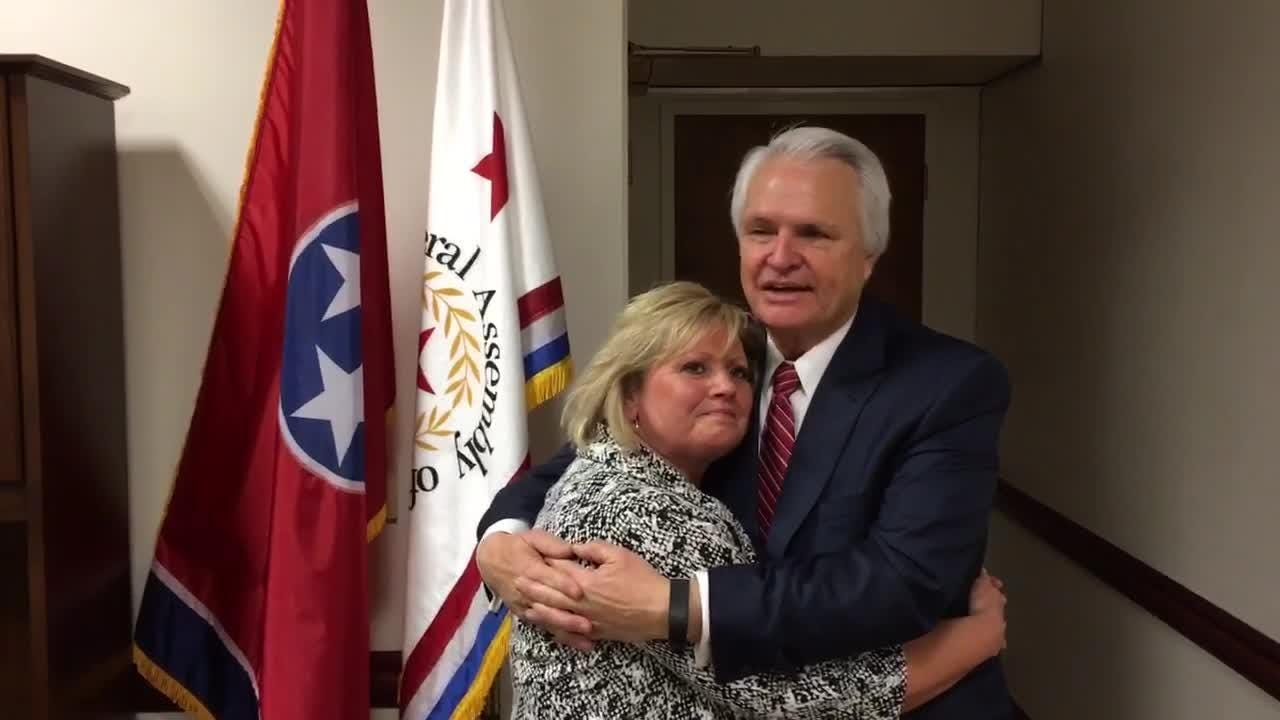 Ron Ramsey readies to leave Lt. Governor post