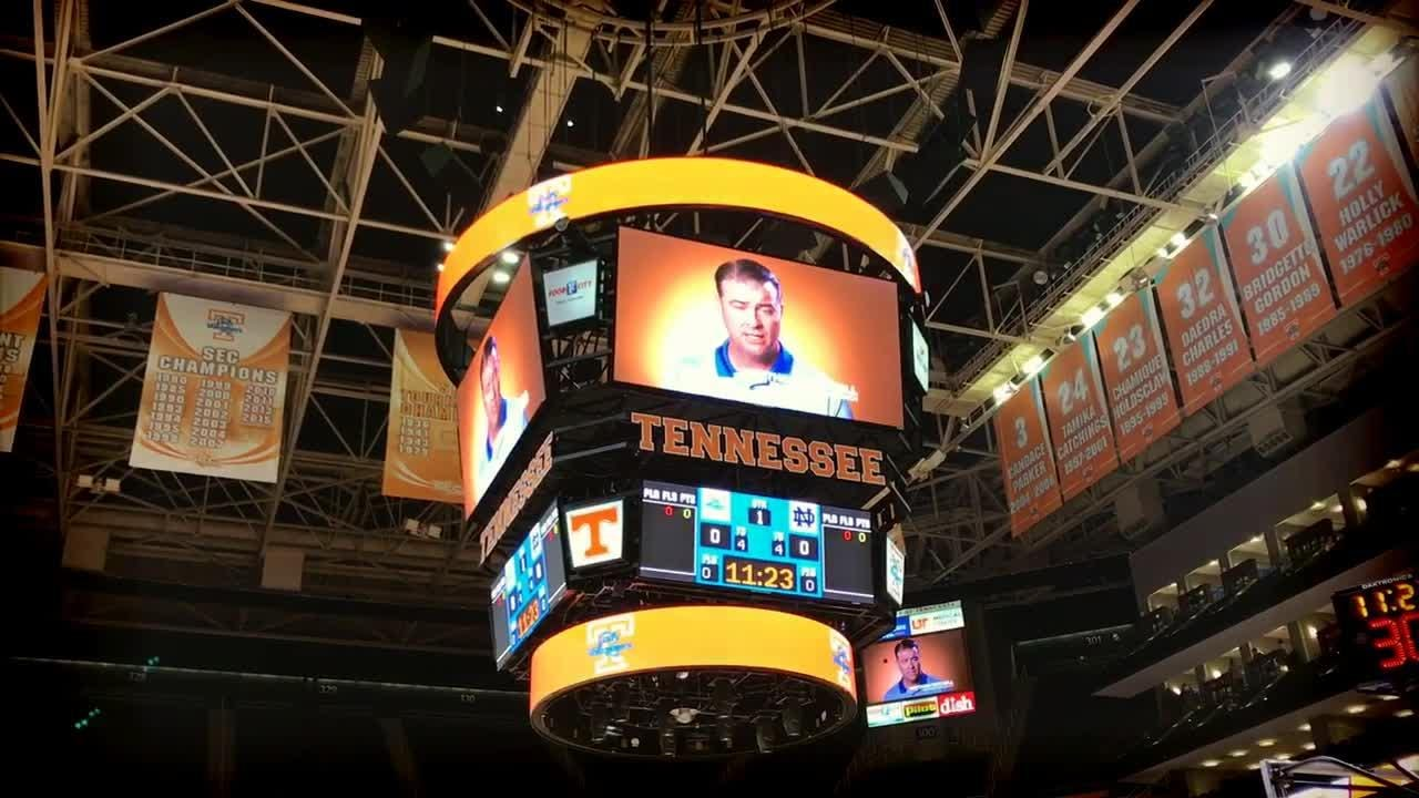 SEC women's coaches salute Pat Summitt