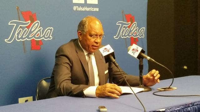 Tubby Smith breaks down Tigers' loss at Tulsa