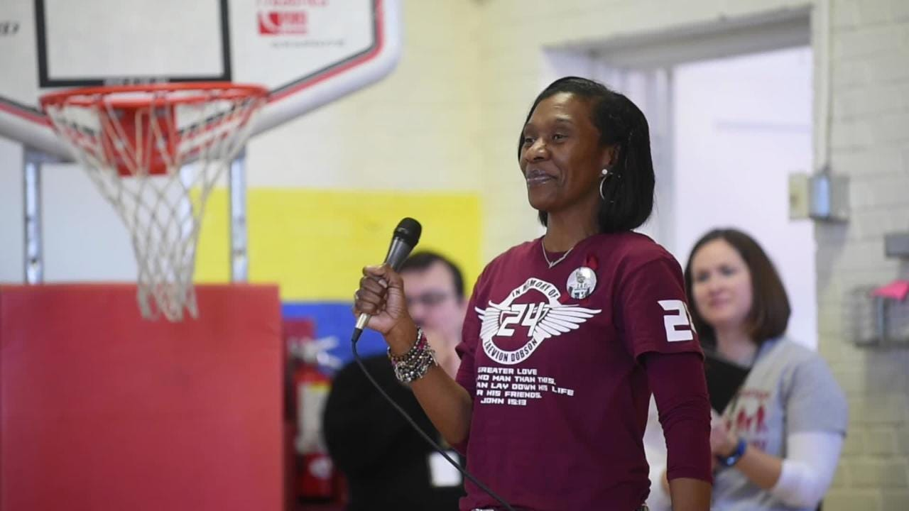 Lonsdale Elementary hosts Zaevion Dobson Day