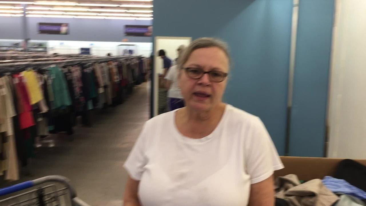 Ms Cheap shares incredible finds at Goodwill 99-cent outlet store