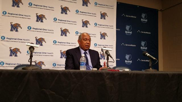 Tubby smith discusses Memphis win over South Florida