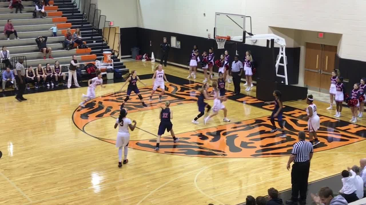 Video: Highlights from Brentwood Academy girls 53-51 win over Ensworth