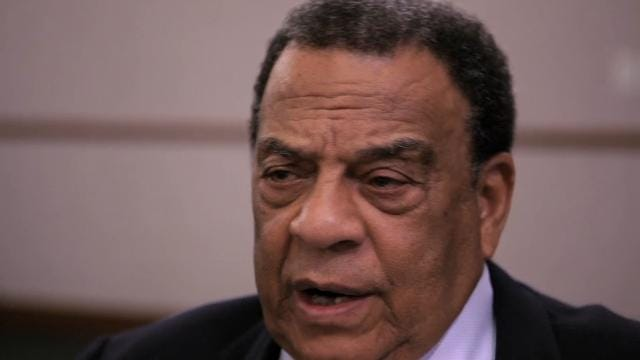 Andrew Young recalls seeing King assassinated