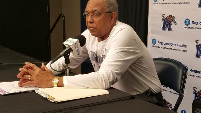 Tubby Smith previews ECU game