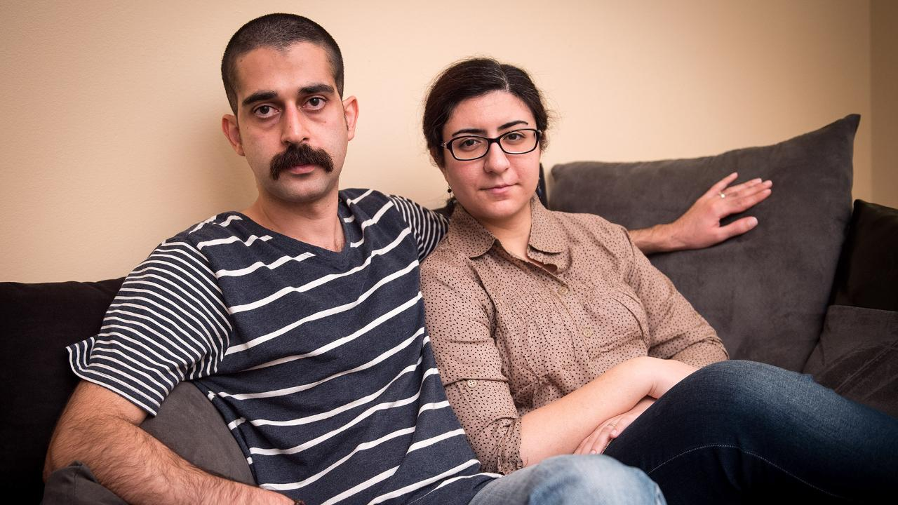 Nashville husband and wife nearly split by Trump's immigration order