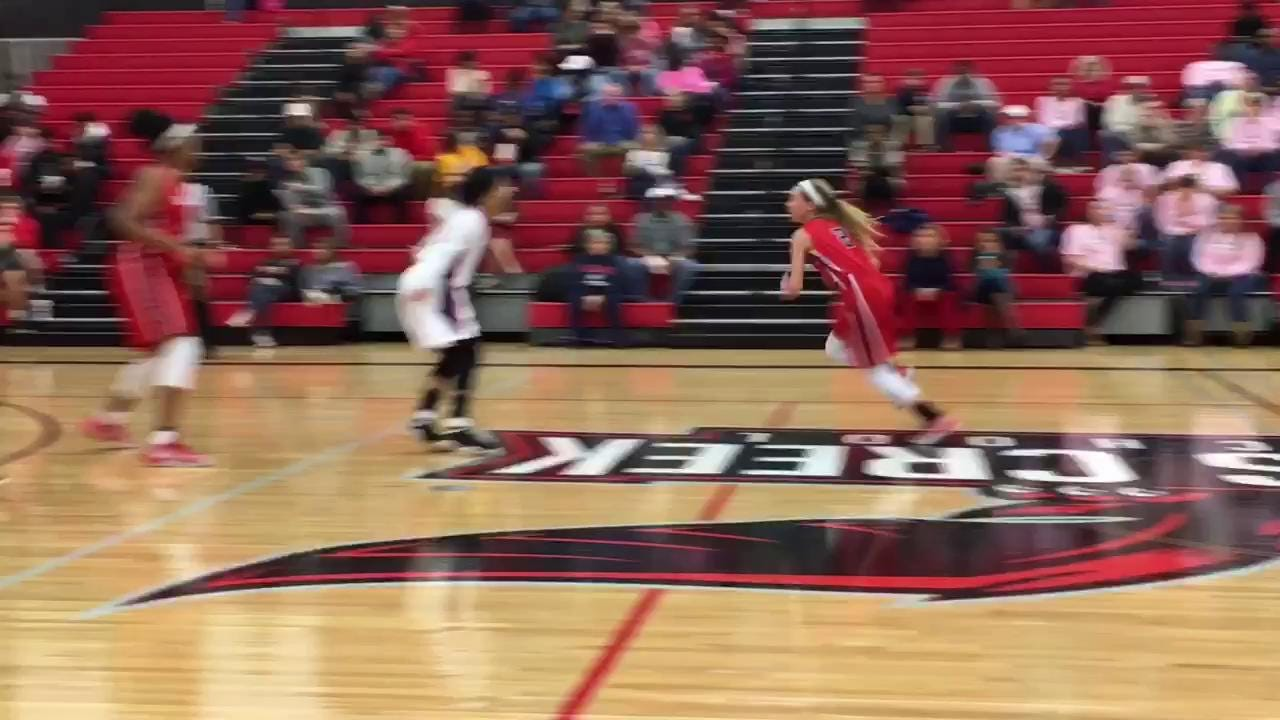 Video: Highlights from Stewarts Creek girls' 75-51 win over Oakland
