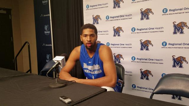 Dedric Lawson on bouncing back