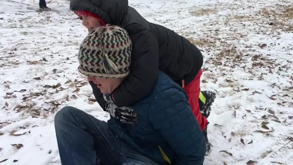 Memphis Snow Day Fun