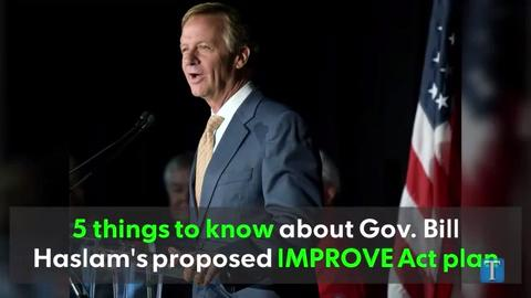 5 things to know about Gov. Haslam's IMPROVE Act proposal