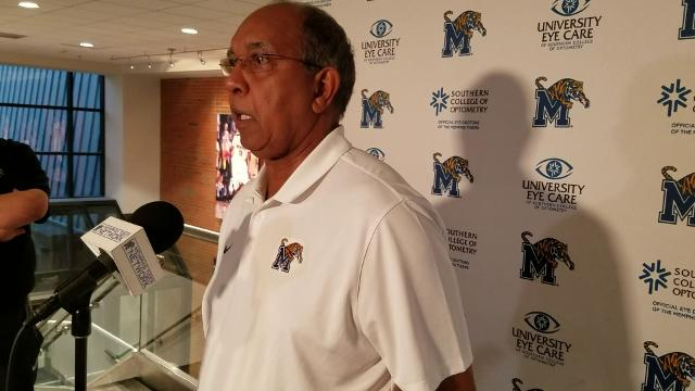 Tubby Smith previews UCF game