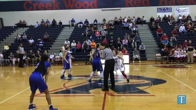 Video: Creek Wood girls advance in 6AA regionals with Marshall Co. win