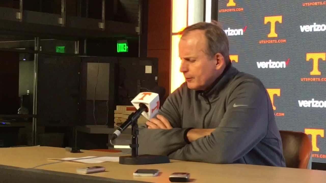 Rick Barnes: You can feel the passion in Rupp Arena