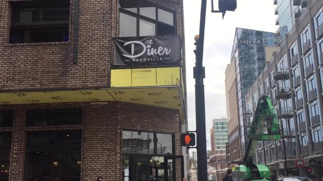 Sneak Peek: The Diner Nashville in SoBro