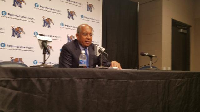 Tubby Smith breaks down Tulsa win