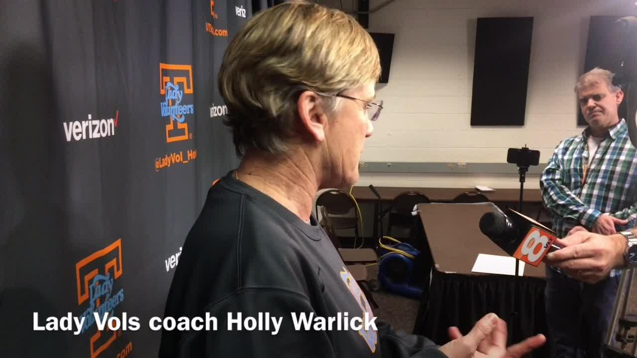 Lady Vols still learning about leadership
