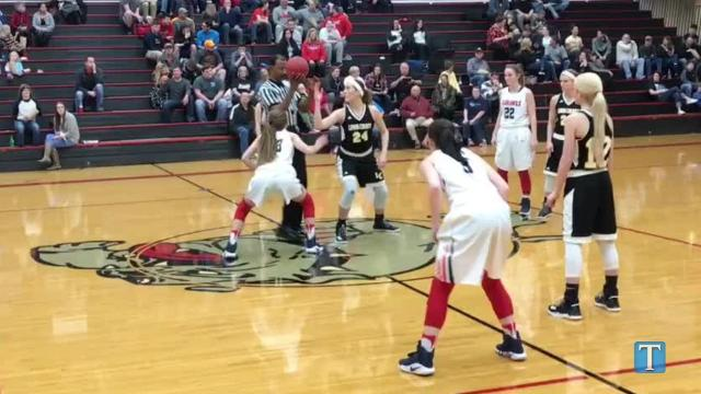 Video: Creek Wood girls beat Lewis County to capture 11-AA title