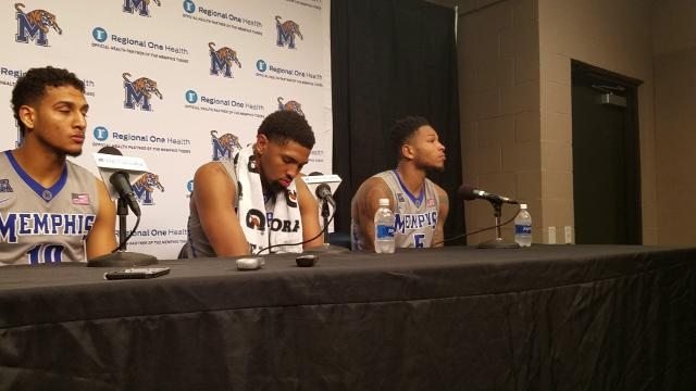 Dedric Lawson and Markel Crawford talk motivation