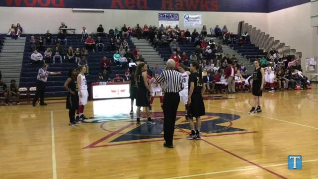 Video: Creek Wood bows out of playoffs in overtime loss to Giles Co.