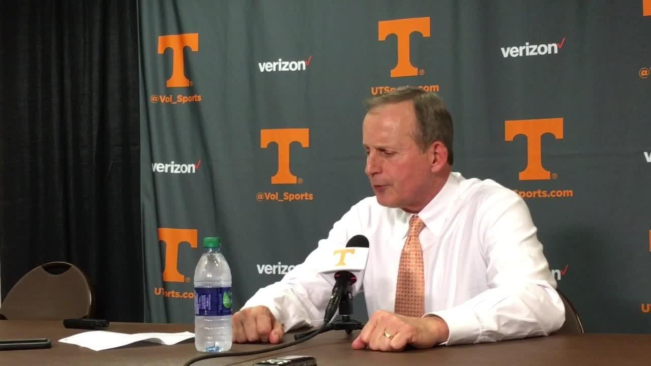 Robert Hubbs' new cornrows hairdo was a hit with Rick Barnes