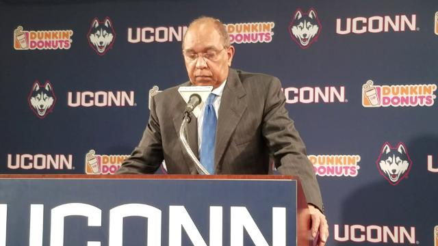 Tubby Smith on the UConn collapse