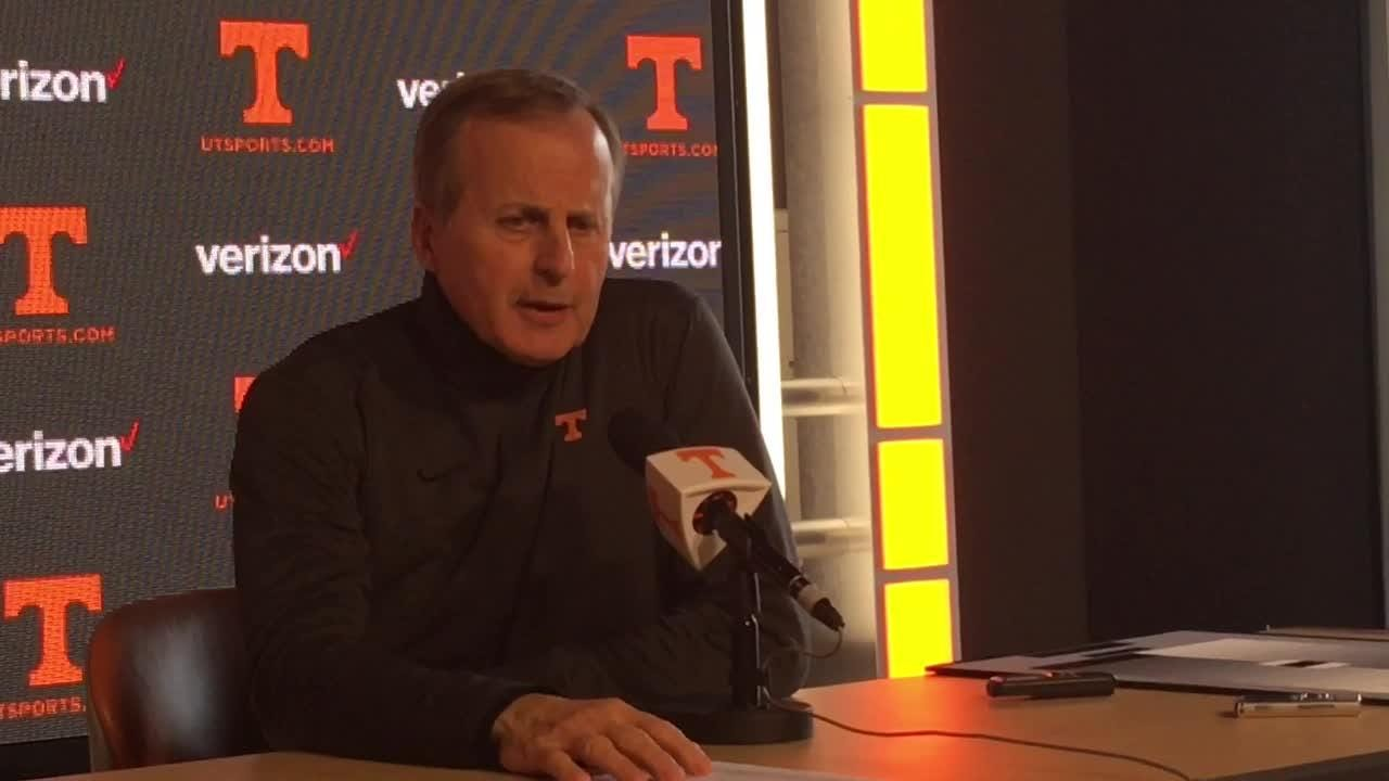 Rick Barnes doesn't like guys who turn it over
