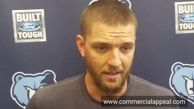Chandler Parsons talks about health, All-Star vacation
