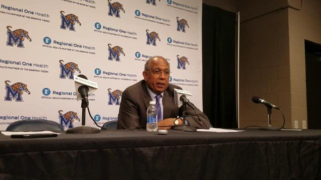 Tubby Smith breaks down Temple loss
