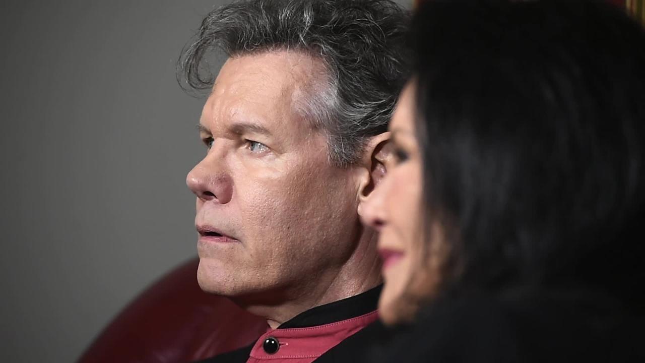 Randy Travis: 'Damaged,' but still fighting after near fatal