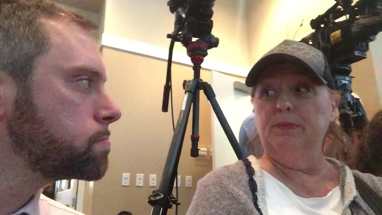 Linda Stowe talks answers from Marsha