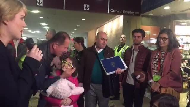 Nashville welcomes Kurdish family delayed after travel ban