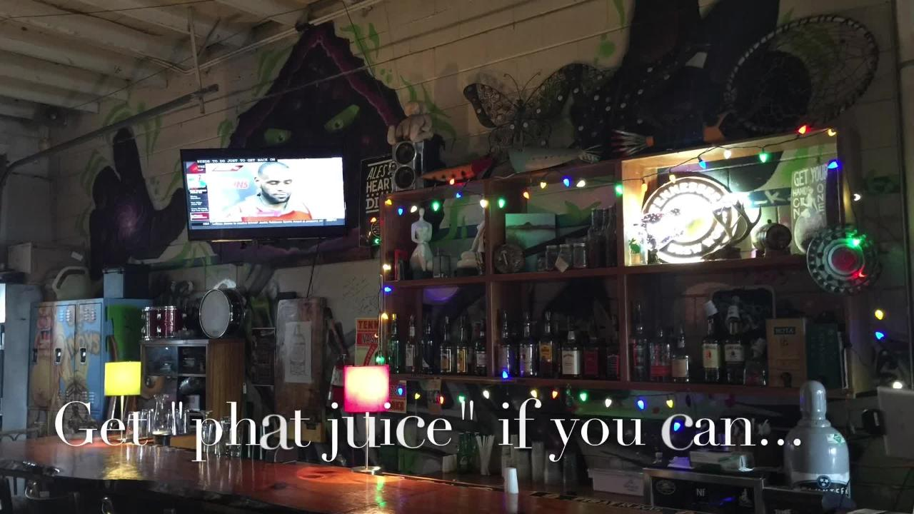 Nashville $10 lunch: Phat Bites
