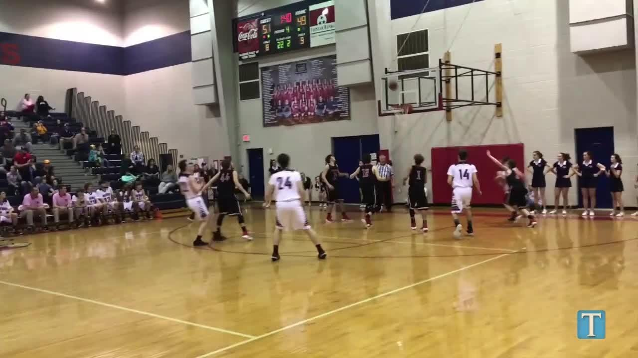 WATCH: Creek Wood advances with double OT victory against Hickman Co.