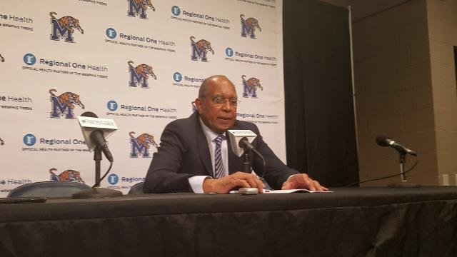 Tubby Smith reacts to Houston loss