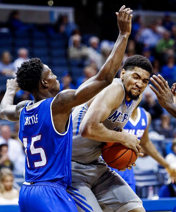 Tigers rout Tulsa in milestone night for Dedric Lawson