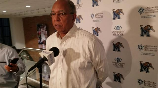 Tubby Smith issues challenge to Tigers