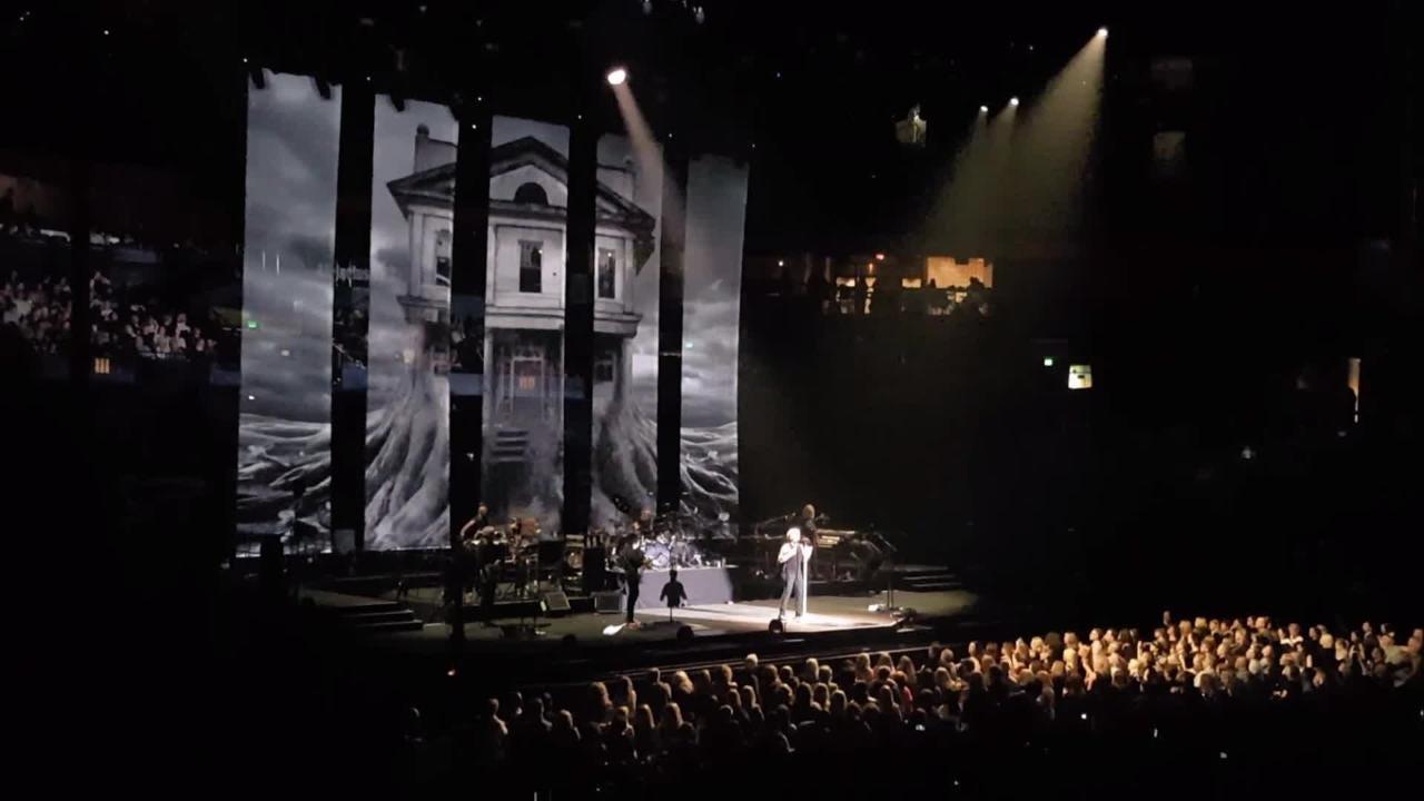 Jon Bon Jovi talks about new album at Nashville show