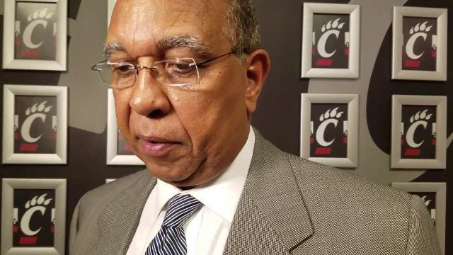 Tubby Smith after Cincinnati loss