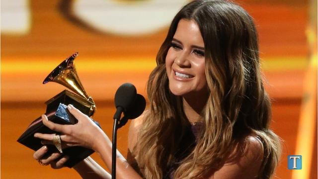 Video: Maren Morris wins first Grammy
