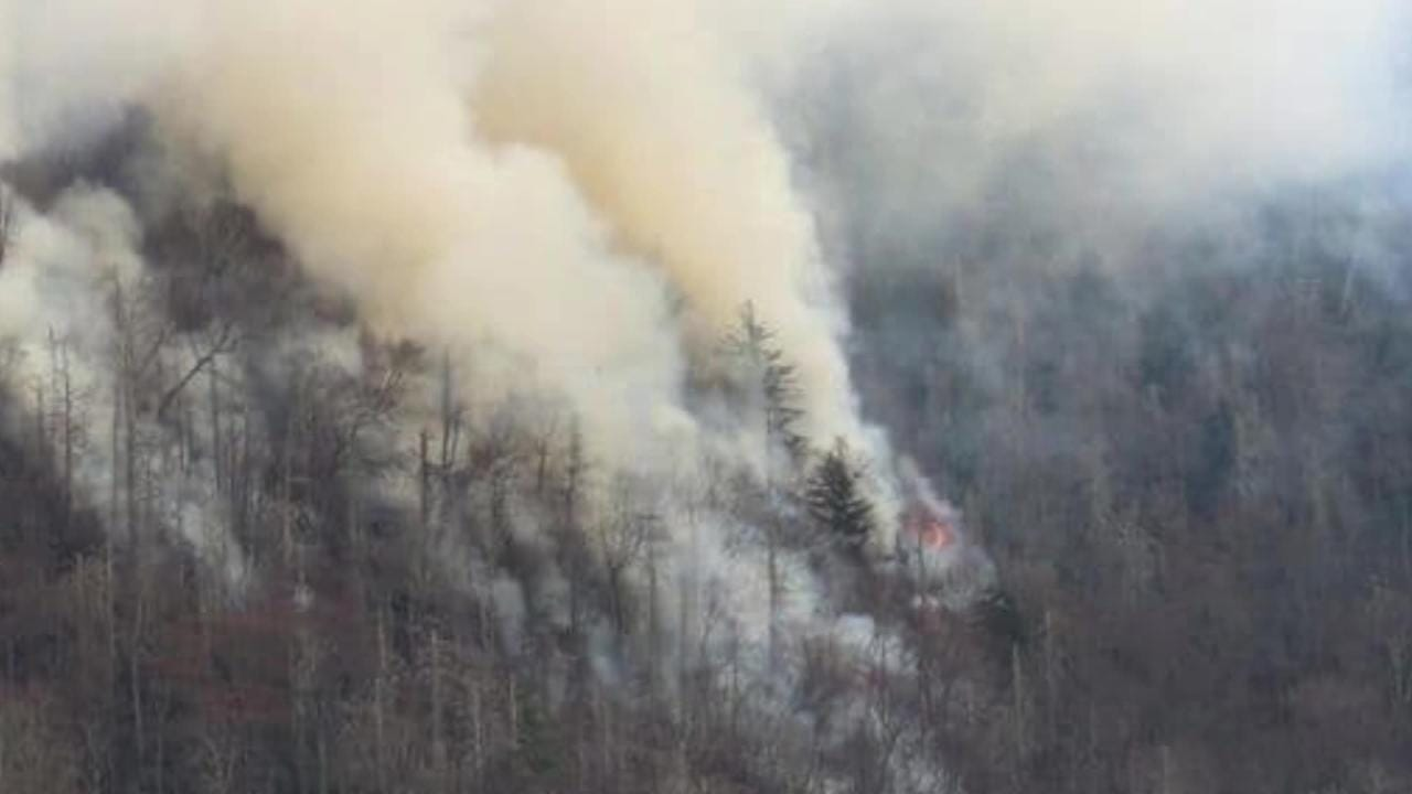 40 minutes to evacuate: How one family escaped the Gatlinburg fire