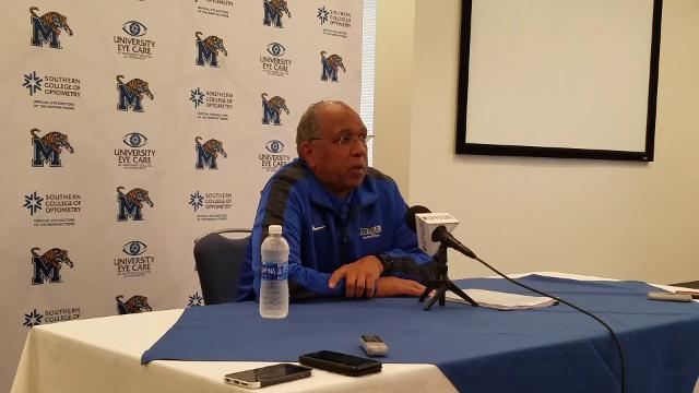 Tubby Smith wraps up first season