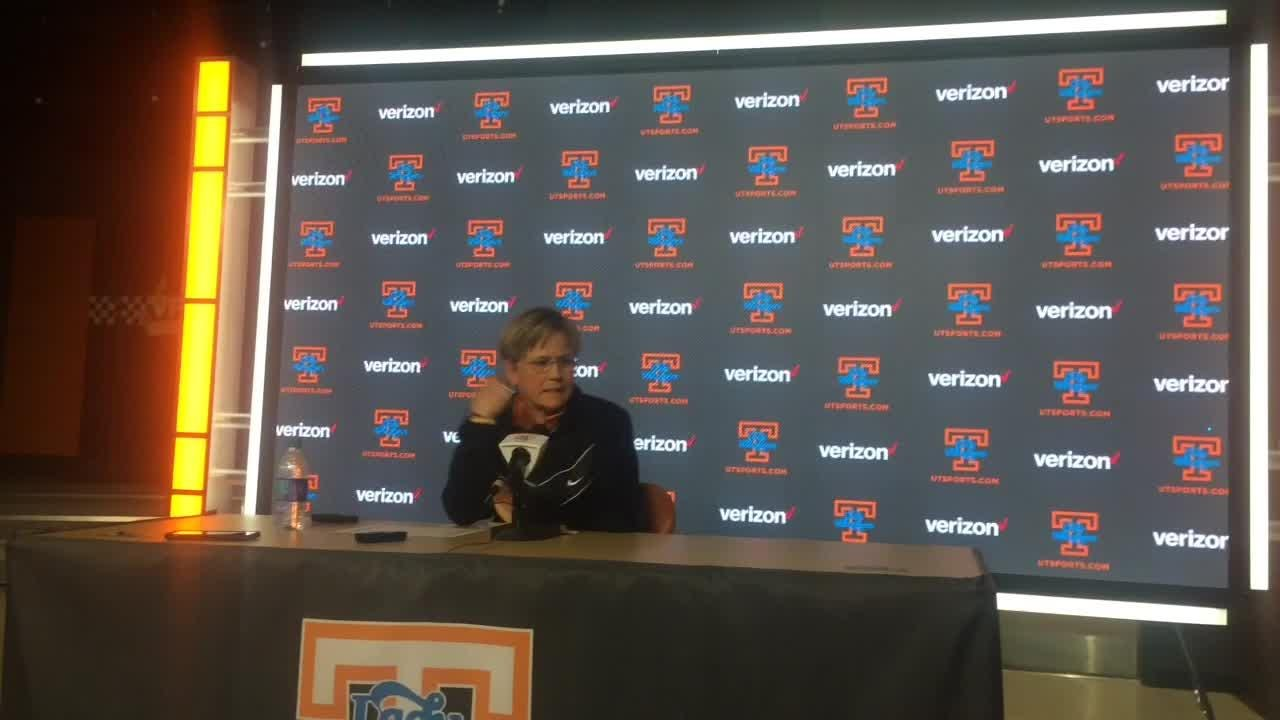 Holly Warlick: Lady Vols happy with No. 5 seed