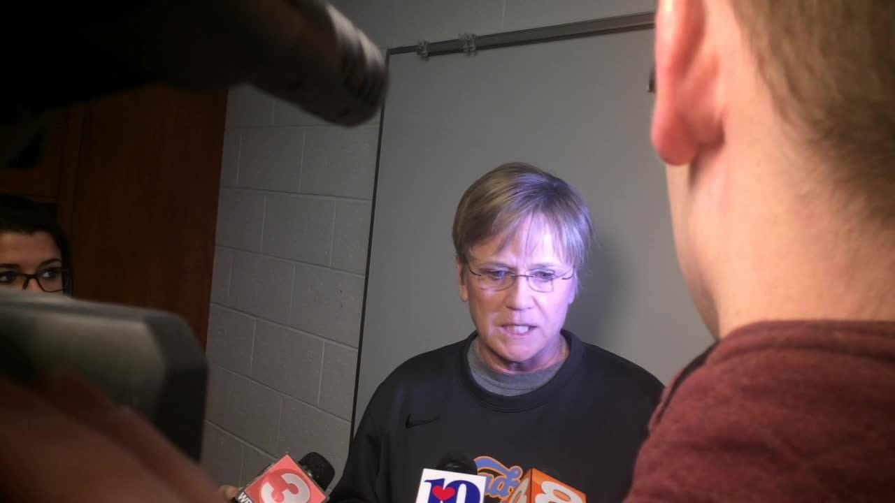 Holly Warlick on prepping for Louisville