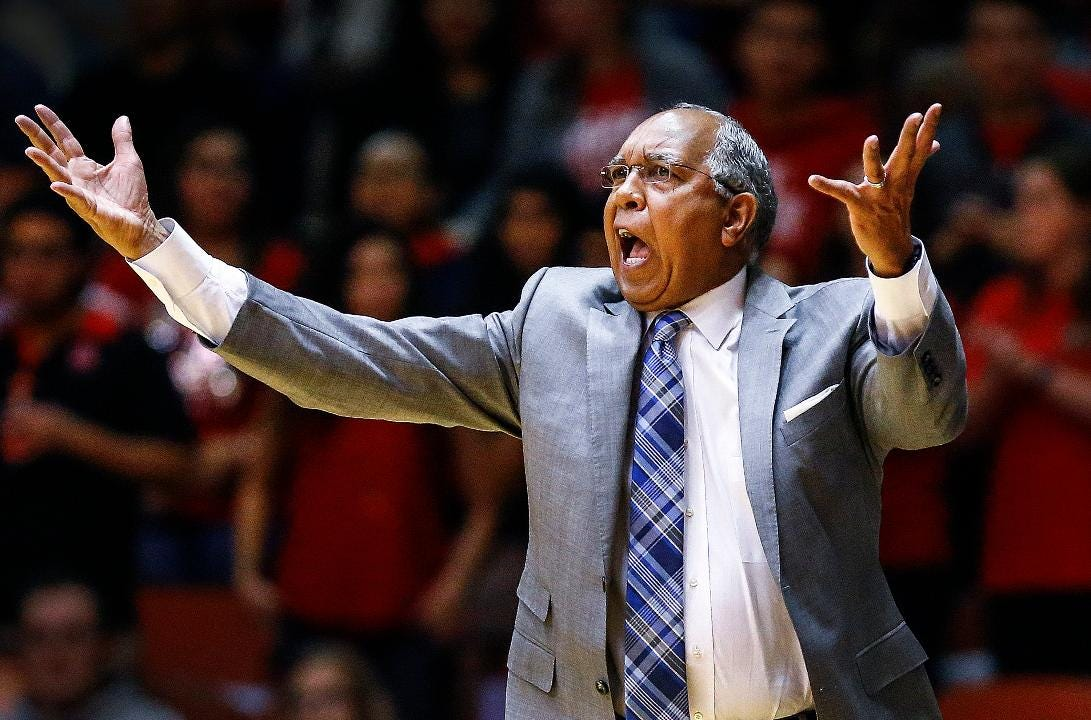 Tigers head coach Tubby Smith discuss changes in AAC torunament
