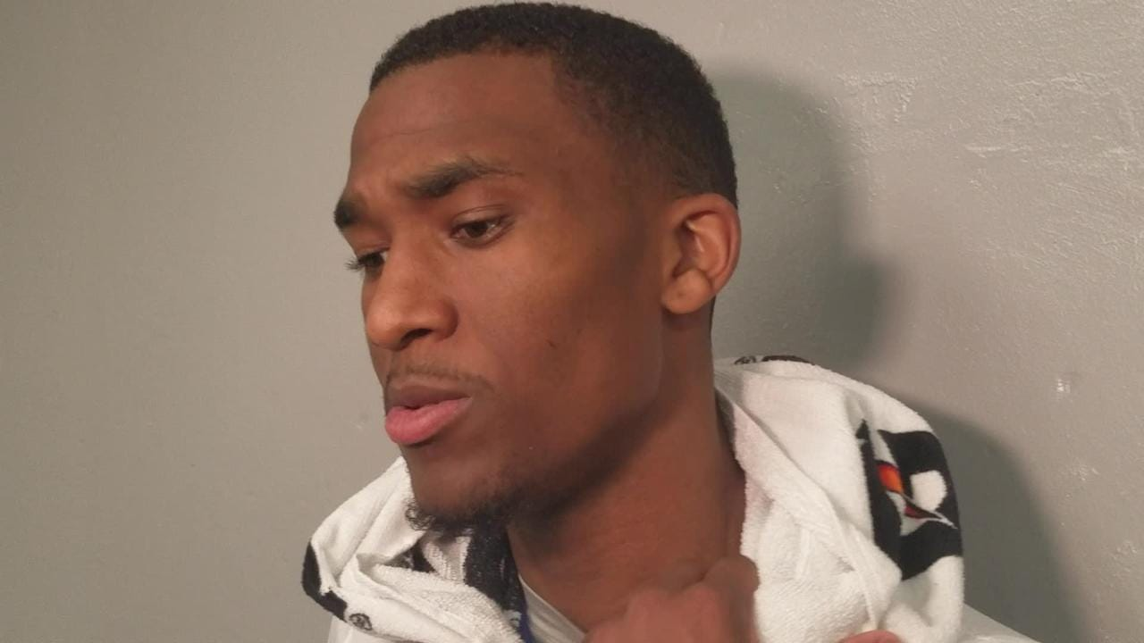 Memphis PG Jeremiah Martin breaks down loss at SMU